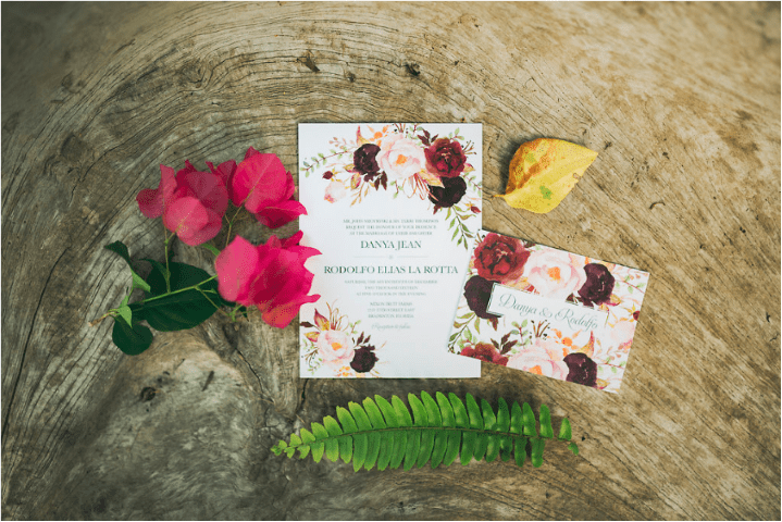 Pretty Paper Inspiration For Your Wedding Day