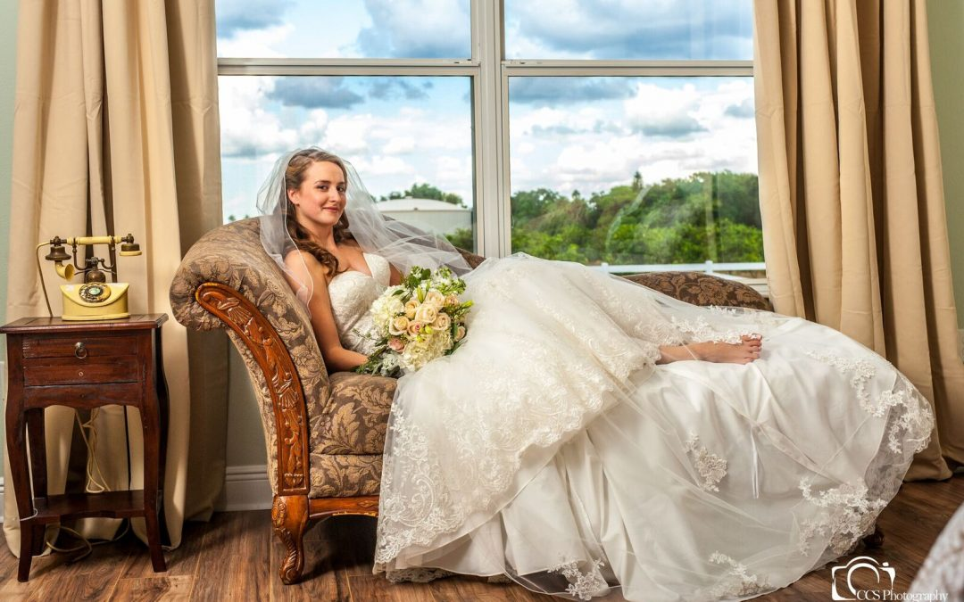 5 Things All Brides Should Do the Week Of Their Wedding