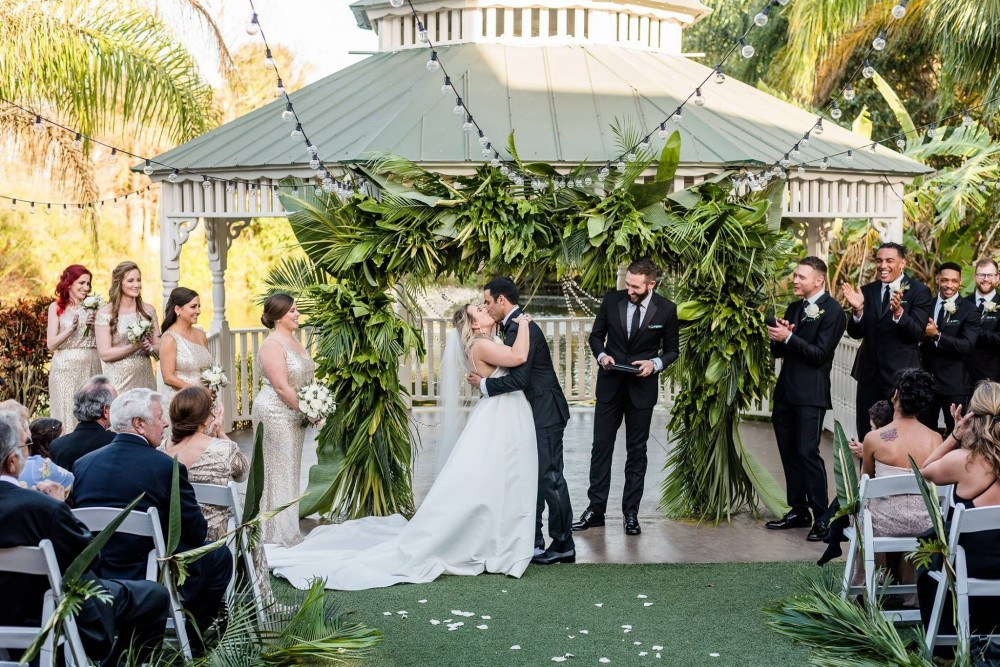 YOU'VE FOUND THE PERFECT VENUE FOR YOUR WEDDING.